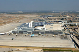 Dallas/Fort Worth International Airport – Terminal D
