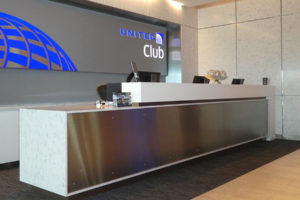United Club, IAH Terminal C North